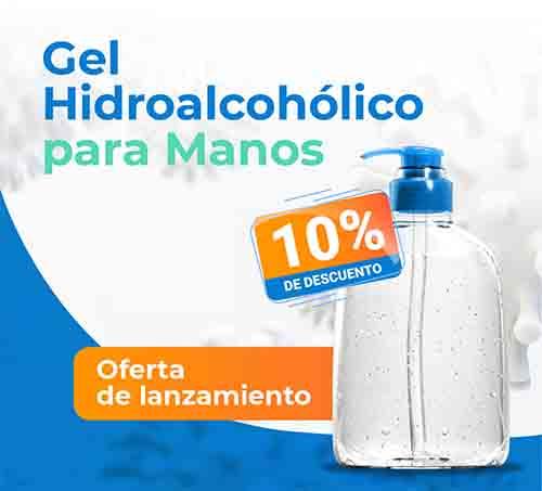 comprar gel hidroalcohólico